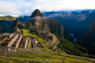 Machu Picchu emissioni zero