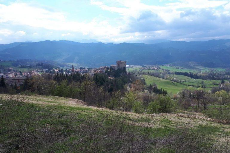itinerario francescano rimini la verna