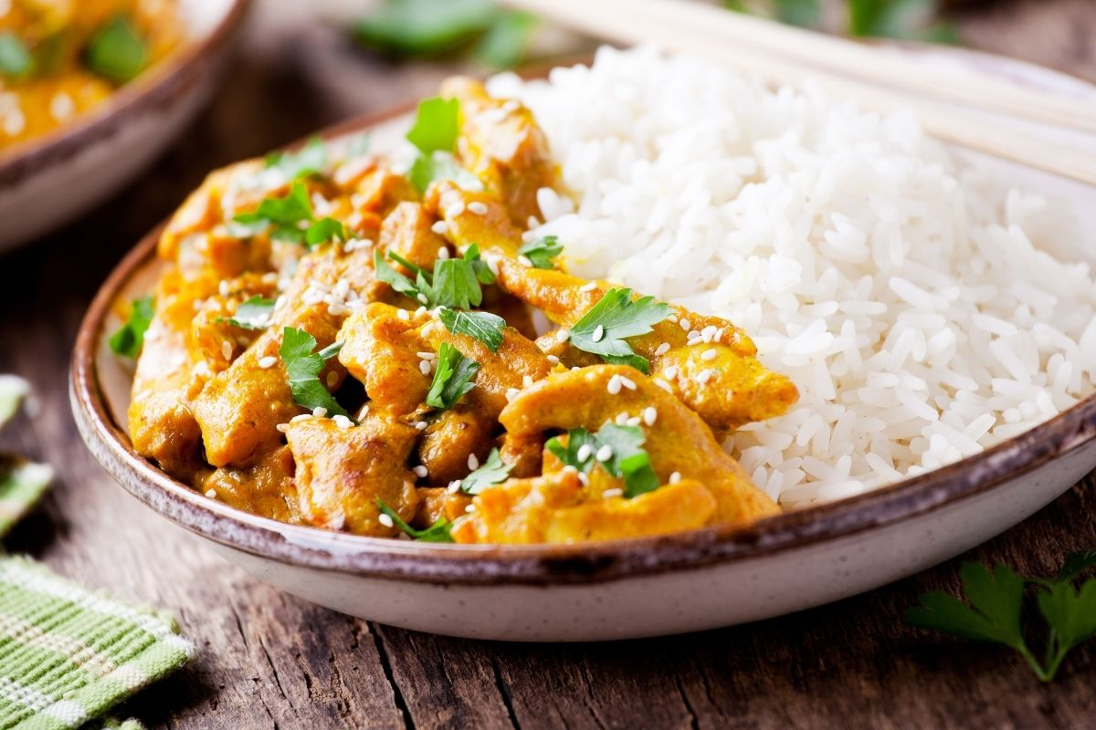 riso thai ricetta