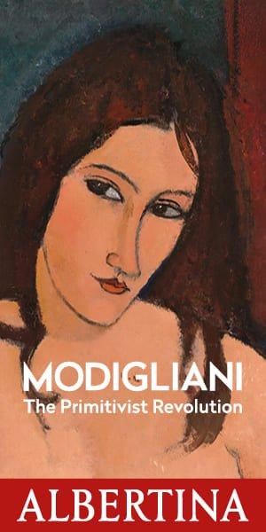 MODIGLIANI the primitivist revolution ALBERTINA