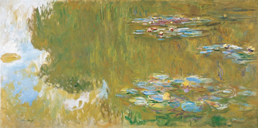 Claude Monet Albertina Vienna